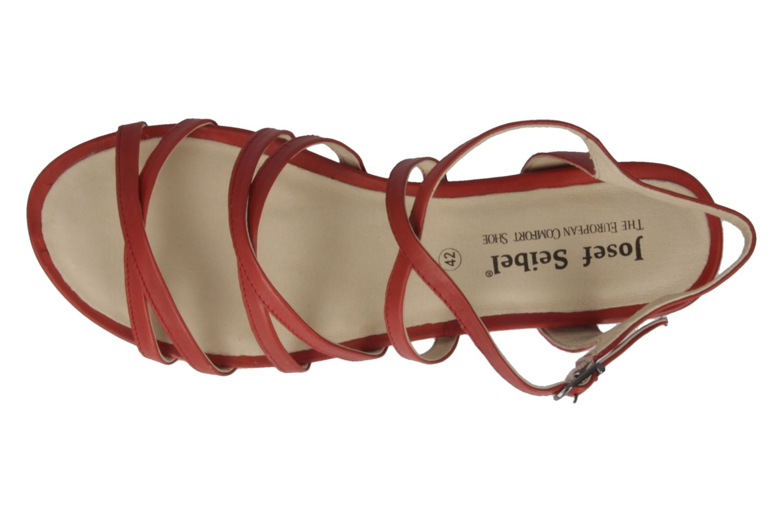 Josef Seibel Sandalen in Übergrößen Rot 92301 971 396 große Damenschuhe – Bild 4