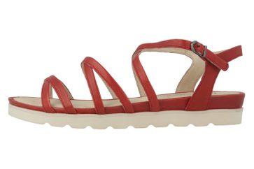 JOSEF SEIBEL - Jolien 01 - Damen Sandalen - Rot Schuhe in Übergrößen – Bild 2