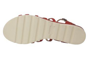 JOSEF SEIBEL - Jolien 01 - Damen Sandalen - Rot Schuhe in Übergrößen – Bild 5