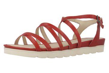 JOSEF SEIBEL - Jolien 01 - Damen Sandalen - Rot Schuhe in Übergrößen – Bild 1