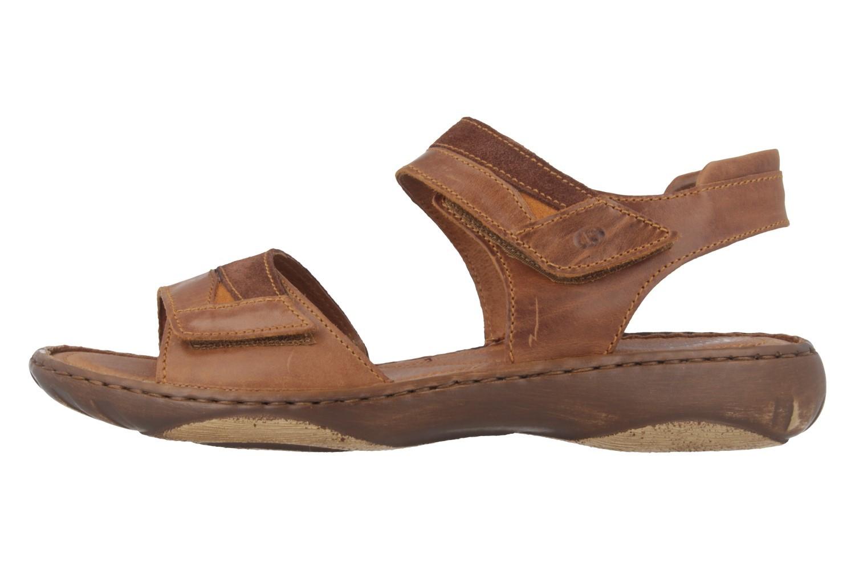 Josef Seibel Debra 19 Sandalen in Übergrößen Braun 76719 759 322 große Damenschuhe – Bild 2