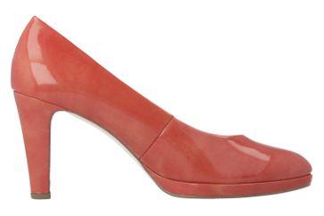 GABOR - Damen Pumps - Lack Orange Schuhe in Übergrößen – Bild 3
