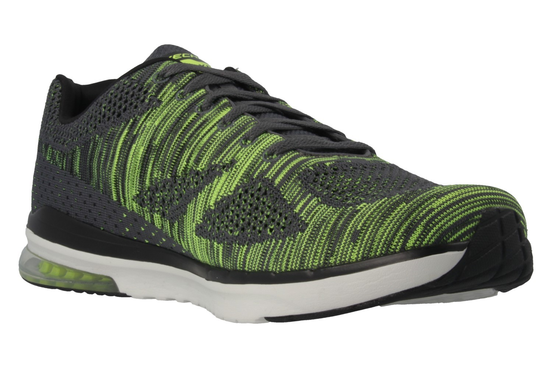 SKECHERS - Skech-Air Infinity - Herren Sneaker - Grün Schuhe in Übergrößen – Bild 4