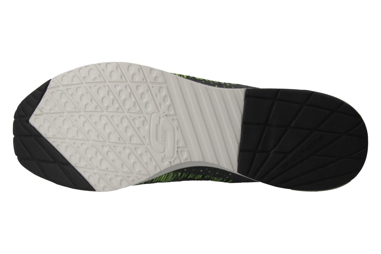 SKECHERS - Skech-Air Infinity - Herren Sneaker - Grün Schuhe in Übergrößen – Bild 6