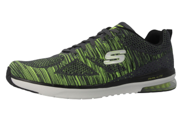 SKECHERS - Skech-Air Infinity - Herren Sneaker - Grün Schuhe in Übergrößen
