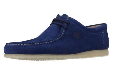 SIOUX - Grashopper - Damen Halbschuhe - Blau Schuhe in Übergrößen – Bild 1