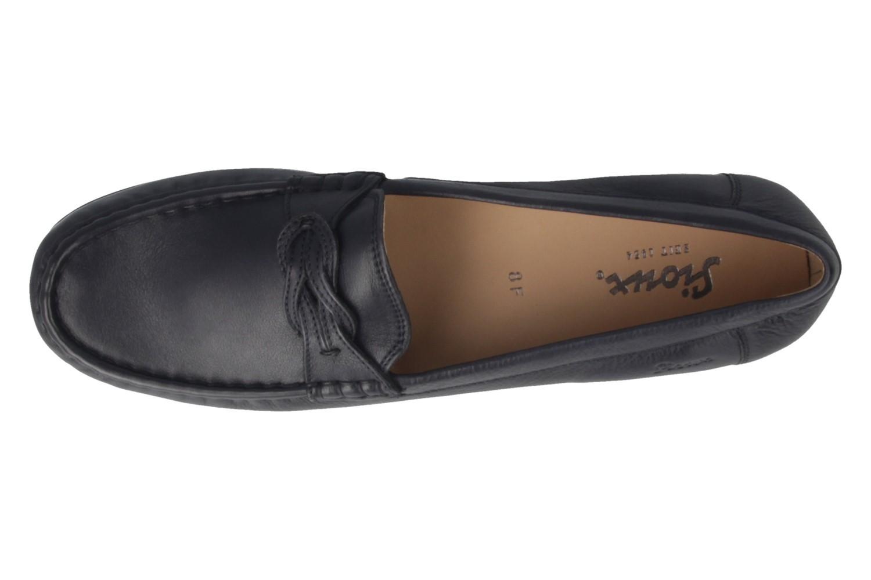 SIOUX - Cosetta - Damen Mokassin - Blau Schuhe in Übergrößen – Bild 4
