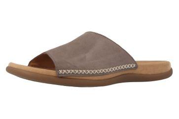 GABOR - Damen Pantoletten - Grau Schuhe in Übergrößen – Bild 1