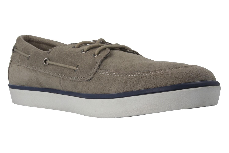 BORAS - Sailor - Herren Halbschuhe - Grau Schuhe in Übergrößen – Bild 4