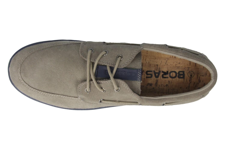 BORAS - Sailor - Herren Halbschuhe - Grau Schuhe in Übergrößen – Bild 5