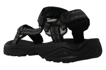 TEVA - M Terra Fi 4 - Herren Sandalen - Grau Schuhe in Übergrößen – Bild 2