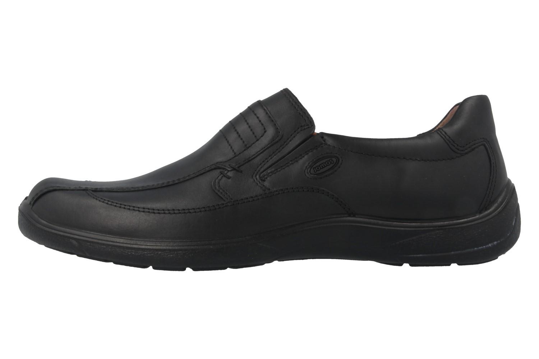 JOMOS - Herren Slipper - Schwarz Schuhe in Übergrößen – Bild 2