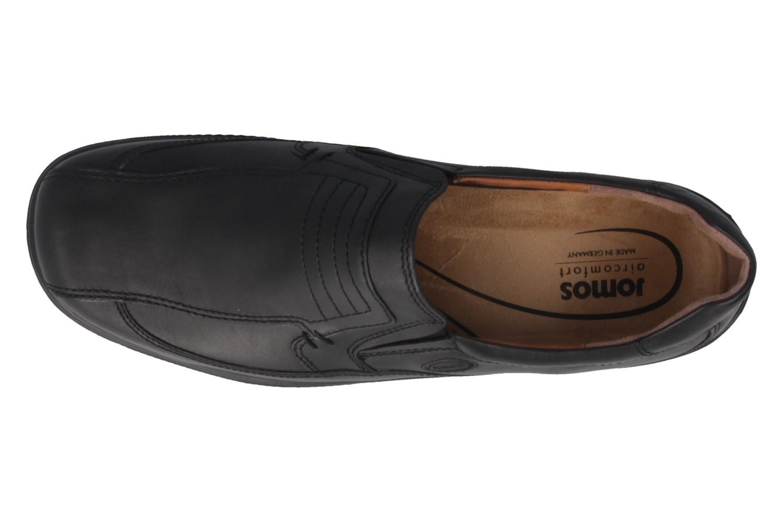 JOMOS - Herren Slipper - Schwarz Schuhe in Übergrößen – Bild 4