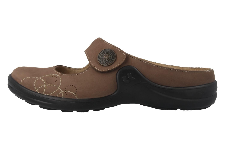 ROMIKA - Maddy 12 - Damen Clogs - Braun Schuhe in Übergrößen – Bild 2