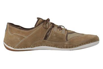 JOSEF SEIBEL - Till 09 - Herren Halbschuhe - Braun Schuhe in Übergrößen – Bild 3
