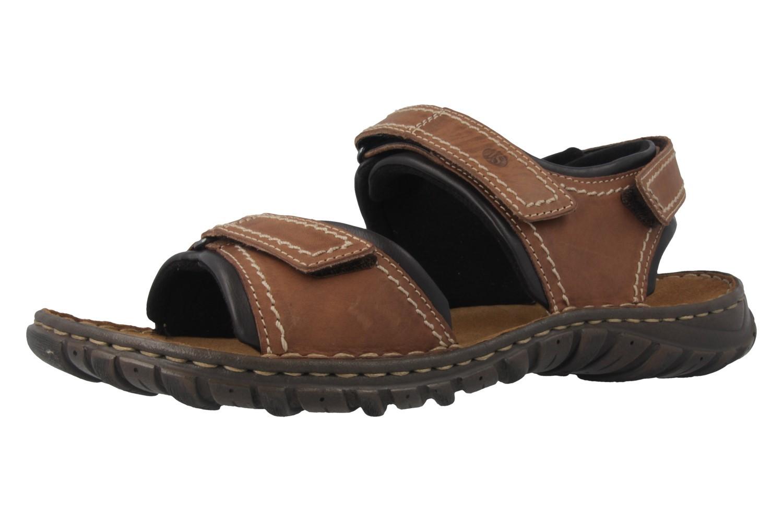 JOSEF SEIBEL - Canim - Herren Sandalen - Braun Schuhe in Übergrößen – Bild 1