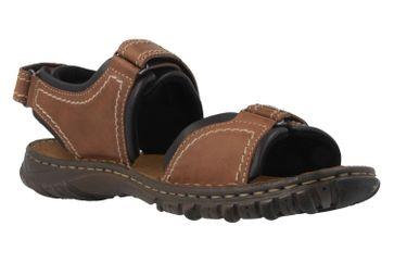 JOSEF SEIBEL - Canim - Herren Sandalen - Braun Schuhe in Übergrößen – Bild 4