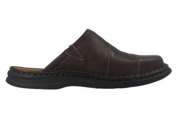 JOSEF SEIBEL - Max 08 - Herren Hausschuhe - Bordeauxrot Schuhe in Übergrößen – Bild 3