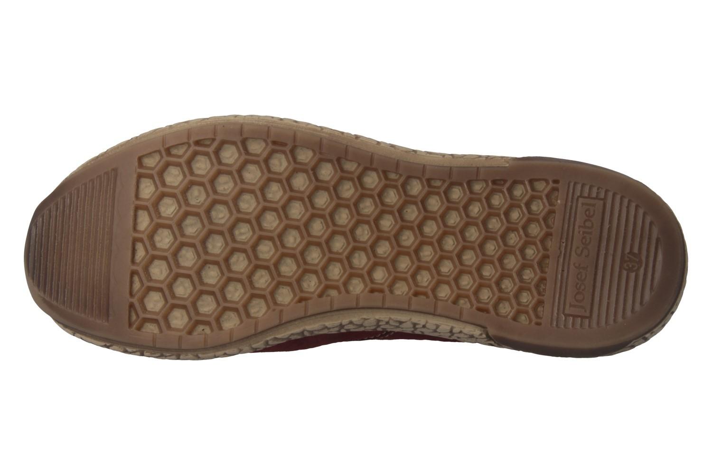 JOSEF SEIBEL - Lia 01 - Damen Halbschuhe - Rot Schuhe in Übergrößen – Bild 6