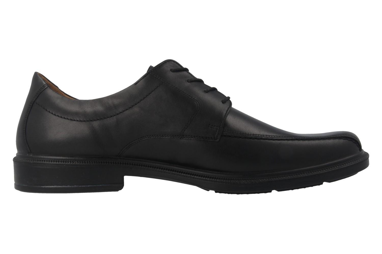 JOMOS - Herren Halbschuhe - Schwarz Schuhe in Übergrößen – Bild 4