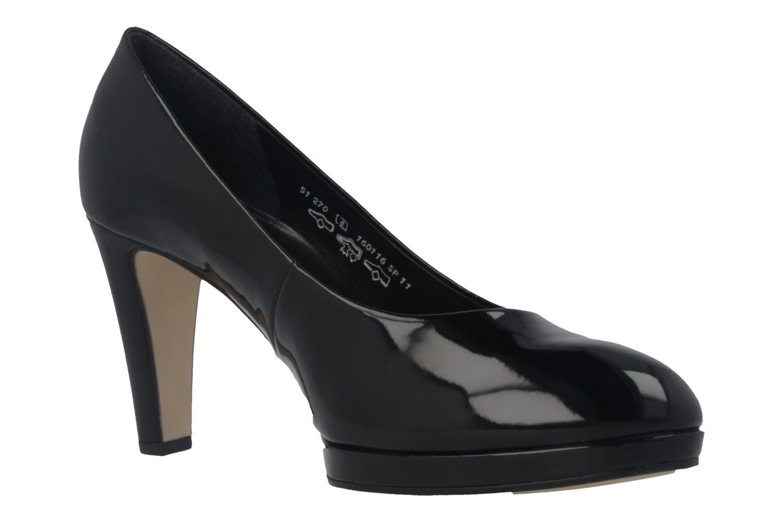 GABOR - Damen Pumps - Lack Schwarz Schuhe in Übergrößen – Bild 5