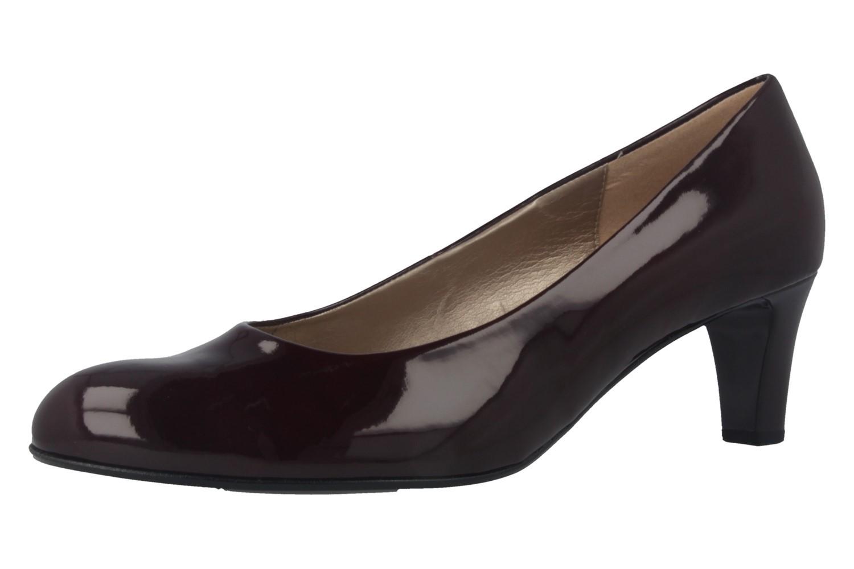 GABOR - Damen Pumps - Lack Rot Schuhe in Übergrößen – Bild 1