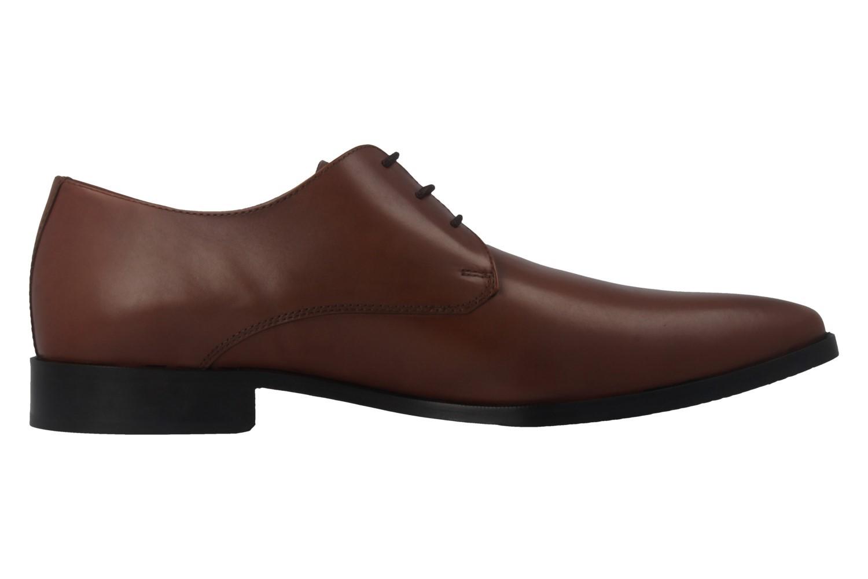MANZ - Essex - Herren Business Schuhe - Braun Schuhe in Übergrößen – Bild 4