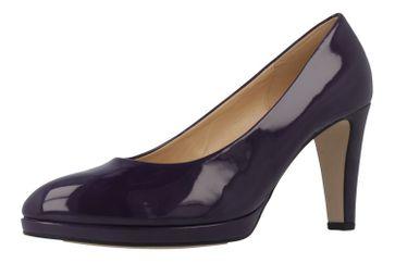GABOR - Damen Pumps - Lack Lila Schuhe in Übergrößen
