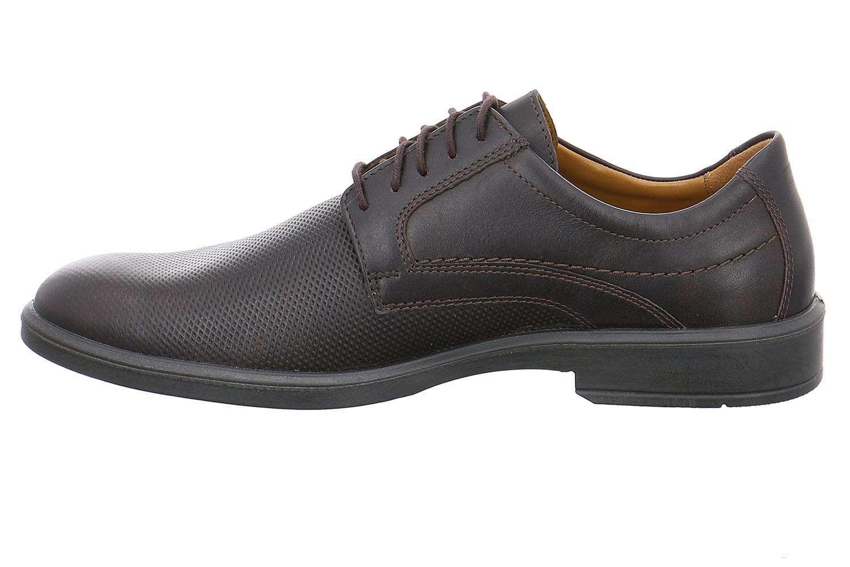 JOMOS - Herren Halbschuhe - Braun Schuhe in Übergrößen – Bild 2