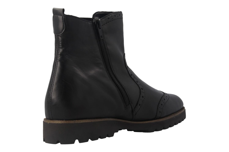 REMONTE - Damen Boots - Schwarz Schuhe in Übergrößen – Bild 3