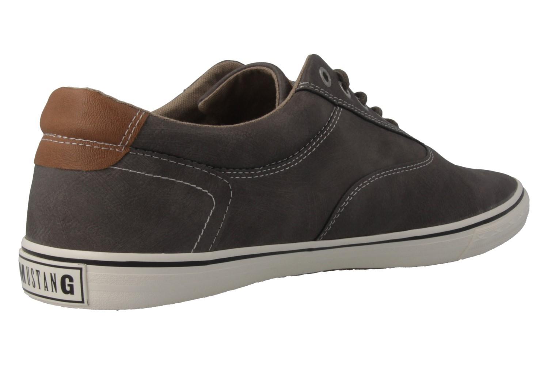 MUSTANG - Herren Halbschuhe - Grau Schuhe in Übergrößen – Bild 3