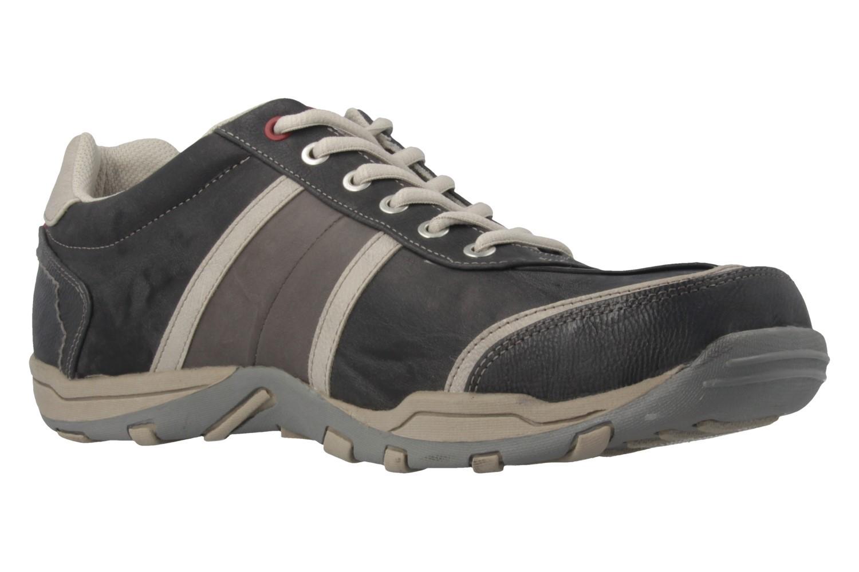 MUSTANG - Herren Halbschuhe - Grau Schuhe in Übergrößen – Bild 5