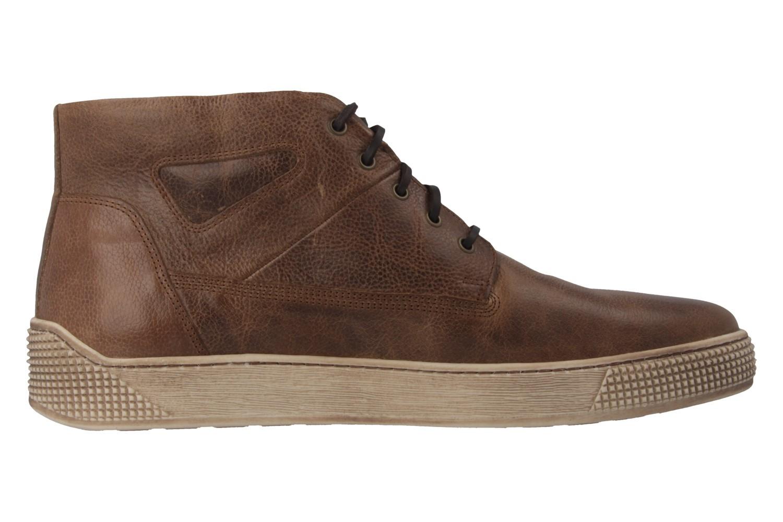 CAMEL ACTIVE - Cocoon - Herren Mittelhohe Sneaker - Braun Schuhe in Übergrößen – Bild 4