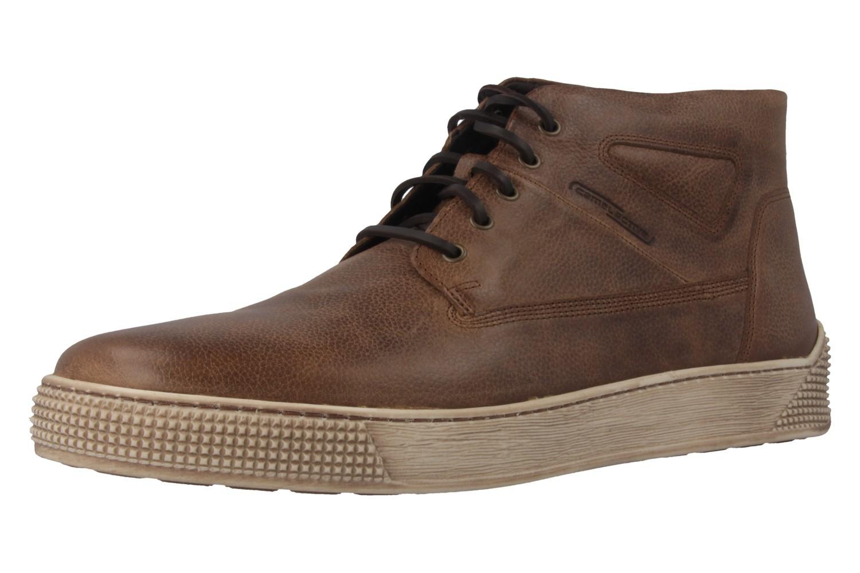 CAMEL ACTIVE - Cocoon - Herren Mittelhohe Sneaker - Braun Schuhe in Übergrößen – Bild 1