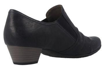 GABOR - Damen Trotteur Pumps - Blau Schuhe in Übergrößen – Bild 3
