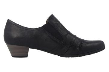 GABOR - Damen Trotteur Pumps - Blau Schuhe in Übergrößen – Bild 4