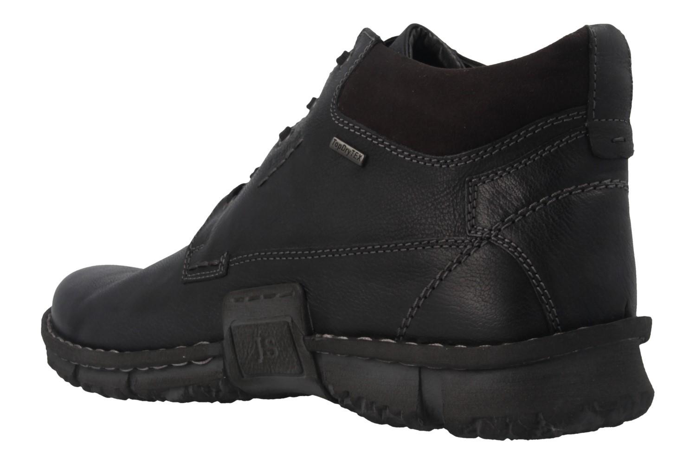 JOSEF SEIBEL - Willow 24 - Herren Boots - Schwarz Schuhe in Übergrößen – Bild 2