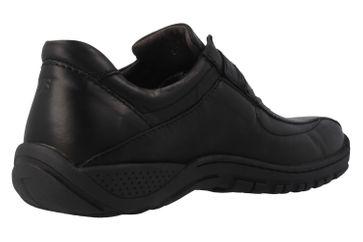 JOSEF SEIBEL - Arthur - Herren Halbschuhe - Schwarz Schuhe in Übergrößen – Bild 3