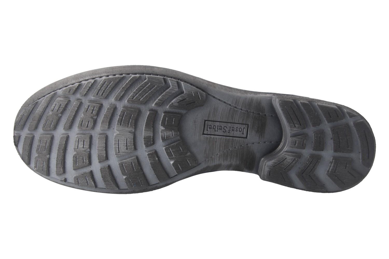 JOSEF SEIBEL - Sandra 30 - Damen Boots - Blau Schuhe in Übergrößen – Bild 6