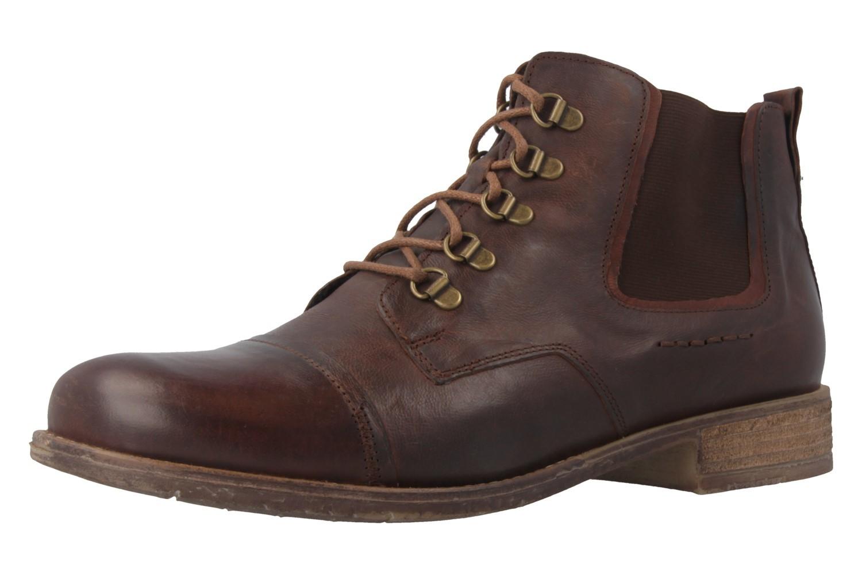 josef seibel damen boots braun gro e schuhe xxl bergr e. Black Bedroom Furniture Sets. Home Design Ideas