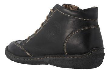 JOSEF SEIBEL - Neele 01 - Damen Boots - Schwarz Schuhe in Übergrößen – Bild 2