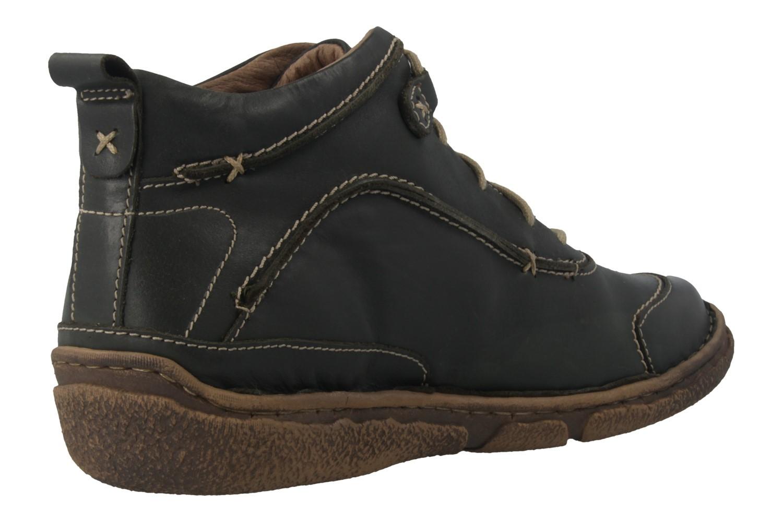 JOSEF SEIBEL - Nikki - Damen Boots - Grün Schuhe in Übergrößen – Bild 3