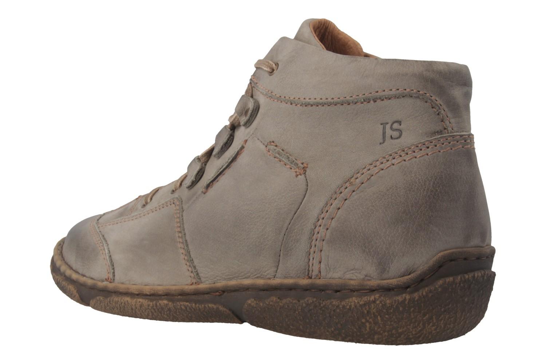 JOSEF SEIBEL - Neele 20 - Damen Boots - Grau Schuhe in Übergrößen – Bild 2