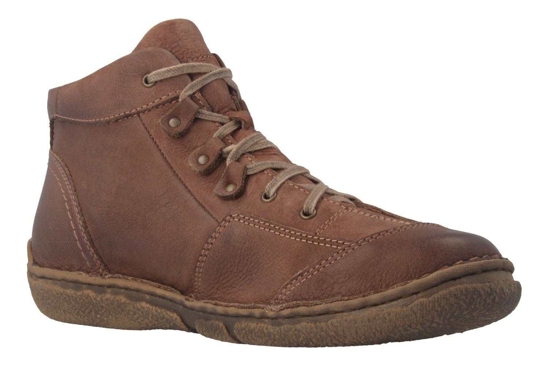 JOSEF SEIBEL - Neele 20 - Damen Boots - Braun Schuhe in Übergrößen – Bild 5