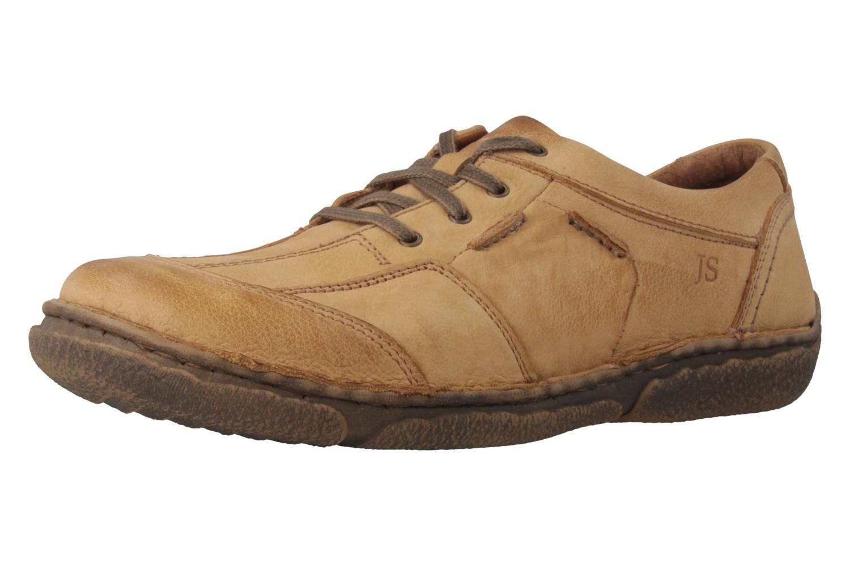JOSEF SEIBEL - Neele 18 - Damen Halbschuhe - Gelb Schuhe in Übergrößen – Bild 1