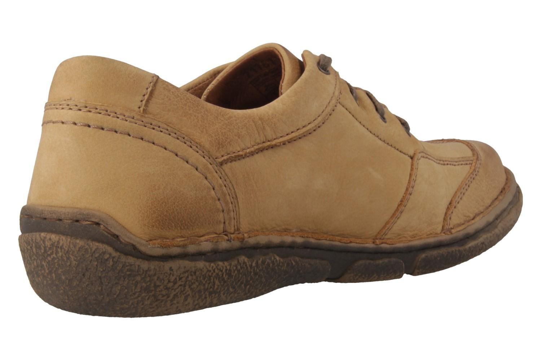 JOSEF SEIBEL - Neele 18 - Damen Halbschuhe - Gelb Schuhe in Übergrößen – Bild 3
