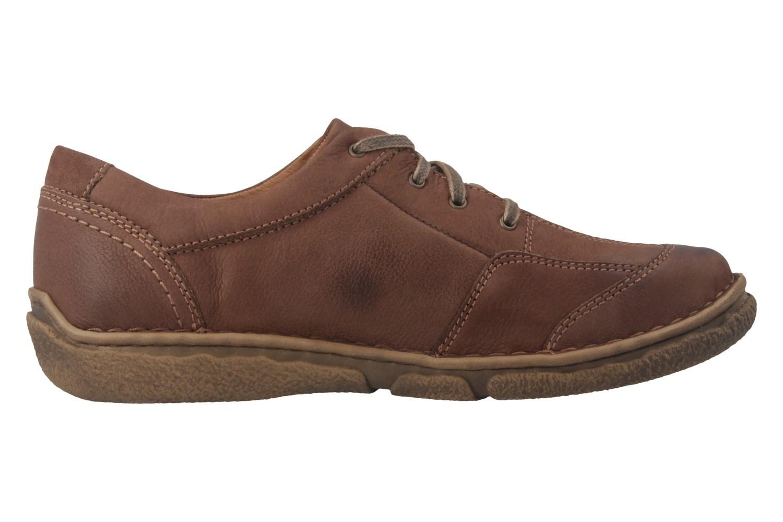 JOSEF SEIBEL - Neele 18 - Damen Halbschuhe - Braun Schuhe in Übergrößen – Bild 4