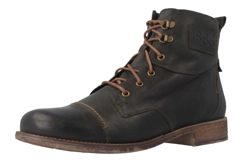 JOSEF SEIBEL - Sienna 17 - Damen Boots - Grün Schuhe in Übergrößen – Bild 1
