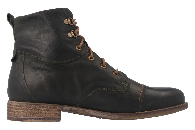 JOSEF SEIBEL - Sienna 17 - Damen Boots - Grün Schuhe in Übergrößen – Bild 4