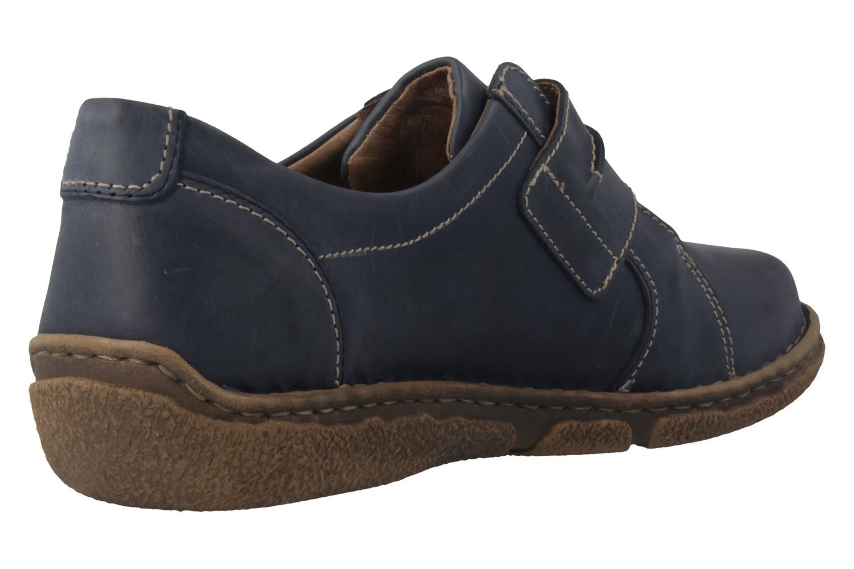 JOSEF SEIBEL - Neele 16 - Damen Halbschuhe - Blau Schuhe in Übergrößen – Bild 3